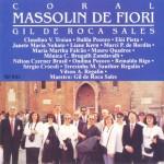 Com Massolin de Fiori, em Pádova (Itália, 1995)