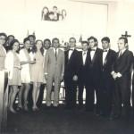 Com Jarbas Passarinho, ministro do MEC
