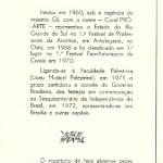 Folder de Coimbra, 1973